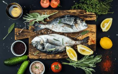 Rybí speciál v Selském dvoře